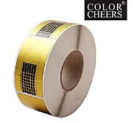 500PCS Nail Art Forms For Acrylic & UV Gel Tips
