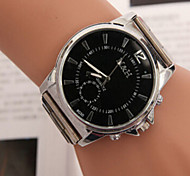 Men's Watches The Trend Of Double Ring Steel Watch