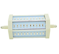 R7S 12W 30LED 118mm Led Plant Grow Light  21Red and 9Blue SMD 5730 for Flowering Hydroponic System AC 110-220V