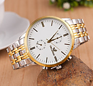 Men's Watches The New Gold Watch Simple Men