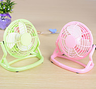 1 USB Fan(Random Color)
