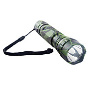 LED Flashlights/Torch / Handheld Flashlights/Torch LED 3 Mode Lumens Cree XM-L T6 18650Camping/Hiking/Caving / Everyday Use /