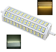 1 pcs Ding Yao R7S 25W 72X SMD 5050 700-850LM 2800-3500/6000-6500K Warm White/Cool White Dimmable Recessed AC 85-265V