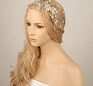 Women's Rhinestone/Imitation Pearl Headpiece - Wedding/Special Occasion Hair Combs 1 Piece