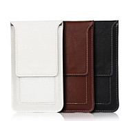 Wallets Style PU Leather Soft Pocket Case Pouch for Samsung Galaxy S5/S6(Assorted Colors)