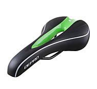 WEST BIKING® Bicycle Saddle Body shape Comfortable Bike Saddle Hollow Design Breathable Leather Cycling Saddles