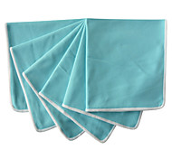 "Sinland Microfiber Towels Jewelry Cleaning cloth Glasses Cleaning Cloths 12""x16"" 6 Pack"