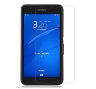 dengpin HD определение 4.7''high ясно невидимый экран животное Защитная пленка для Sony Xperia e4g