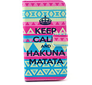 KEEP CALM pattern 360 Degree Rotation PU Material Full Body Case for Samsung Galaxy S6