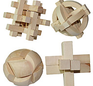 Wooden Educational Toys To Unlock