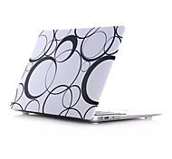 Kreis Welt pc Kristall Ganzkörpertasche für MacBook Pro Retina 13 '' / 15 ''