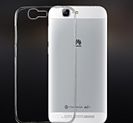 TPU Ultra Transparent Soft Case for Huawei Ascend G7