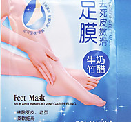 Exfoliating Foot Mask High Efficiency Dead Skin Cuticle Remover Scholl Sosu Foot Spa Products 1pair