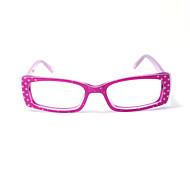 [Free Lenses]  Kid's Acetate Hiking Full-Rim Fashion Prescription Eyeglasses