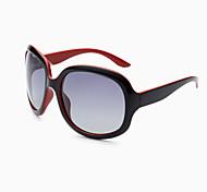 Sonnenbrillen mujeres's Klassisch / Elegant / Modern / Modisch / Polarisierte überdimensional Schwarz / Weiß / Gold Sonnenbrillen