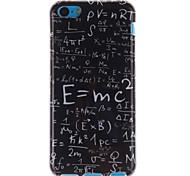 Function Formula Design TPU Soft Cover for iPhone 5C