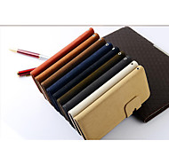 Specially Designed PU Leather Full Body Case for iPhone 4/4S(Assorted Colors)