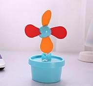 USB Flowerpot Style Fan