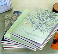 Plants Style Wholesale Notebook Promotion Sketch Paper
