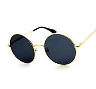 Women 's 100% UV Round Sunglasses