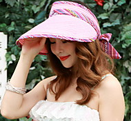 Summer Sunscreen UV Folding Straw Hat