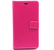 Smooth Luxury Wallet Leather Case Cover For Samsung Galaxy Grand Prime G530 Case (Assorted Color)