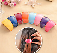 Candy Colors Hairband Hair Clip Chic Urban Outfitters (Random Color)