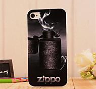 легче картины жесткий пластмассовый корпус для iPhone 4 / 4s