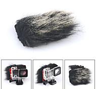 KINGMA BMGP133 Artificial Fur Microphone Windscreen for GoPro 3 / 3+ / GoPro 4