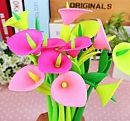 Calla Lilies Style Gel Pen(Random Color)