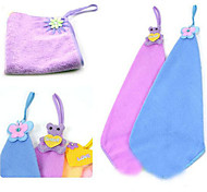 Cartoon Shape Multifunction Towel (Random Color)