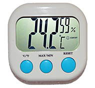 The New Electronic Temperature Hygrometer Hygrometer Gift