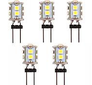 Luce strumentale/Luce targa/Luce fari laterali/Luce indicatore di direzione/Lampada di ispezione/Lampada decorativa - Auto - LED 6000K