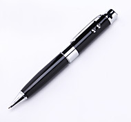 4GB ZP Red Laser Pointer Ballpoint Pen Style High Writing Reading Speed USB 2.0 Flash Pen Drive