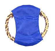 Cotton Frisbee Trumpet For Pets Dogs