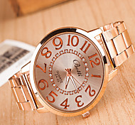 Men's Watches New Fashion Personality Digital Quartz Watch Band