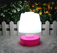 Creative Rose Lamp Night Light LED Mini Table Lamp(Not Included Battery)