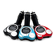 Mickey Style Car MP3 Player Wireless FM Transmitter Modulator Auto Stereos Car USB/SD/Card Reader with Remote Control