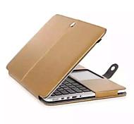 """alta qualidade de cor sólida capa de couro de luxo de corpo inteiro para macbook 12 """"retina (cores sortidas)"""