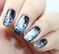 Dream Milky Way Nail Stickers