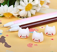 Cute Little Cat Gel Pen(Random Color)