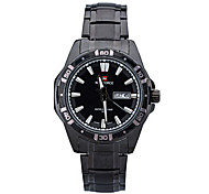 New Brand Men's Watches Japan Movement Quartz  High Quality Stainless Steel Watches with Waterproof 30m-LX003
