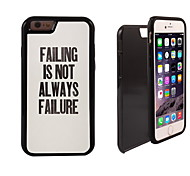Lose Design 2 in 1 Hybrid Armor Full-Body Dual Layer Shock-Protector Slim Case for iPhone 6