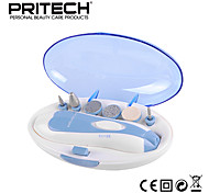 PRITECH Brand Manicure Pedicure System Set Nail Tools Mini Nail Polish Tool Carrier Portable Nail Instrument