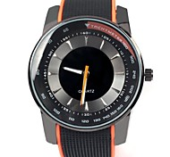 Ms color silicone with male neutral watch Wrist Watch Cool Watch Unique Watch