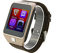 DGZ Wearables Smart Watch , Bluetooth4.0 / Hands-Free Calls/Media Control/Message Control/Camera Control