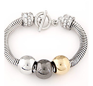 Fashion Metal Trend Temperament Wild Metal Bracelet