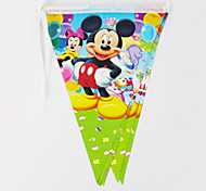 Mickey Mouse Pennant 1 Pack