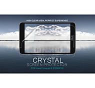 cristal nillkin filme protetor de tela anti-impressão digital clara para fonepad 8 (fe380cg)