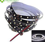 SENCART 2 M 120 3528 SMD Bianco Accorciabile/Oscurabile/Collagabile/Adatto per veicoli/Auto-adesivo 10 W Strisce luminose LED flessibili